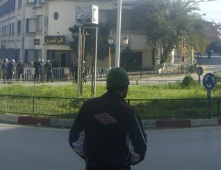 Photo de la dépêche de Kabylie