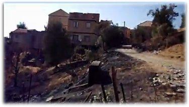 Kabylie (Algérie) Agence Free Presse de BMS – Juillet 2012 athikhlef_IncendieJuillet2012
